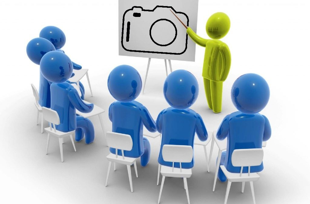 Formation initiation à la photographie nov-dec 2017