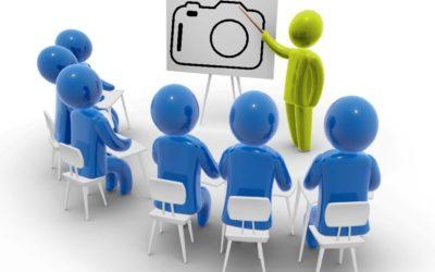 Formation initiation à la photographie nov-dec 2017