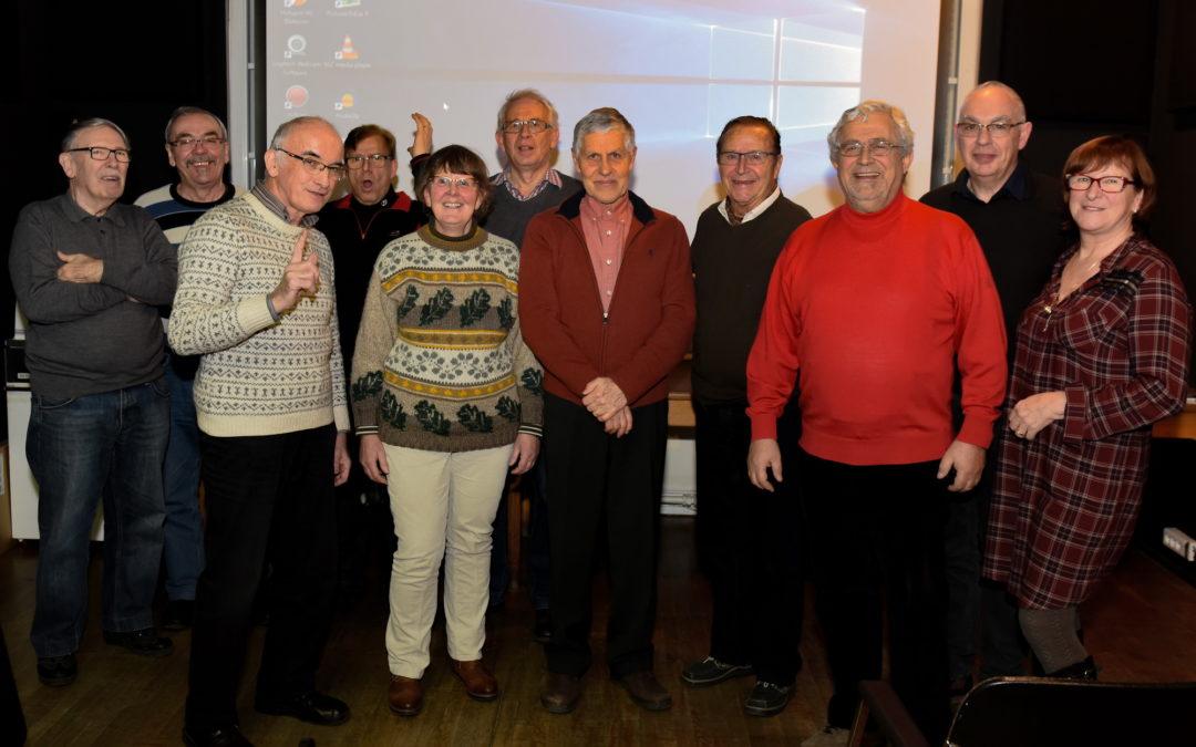 Challenge du Diaporama Francophone 2018 : jugement des œuvres au GAPHE