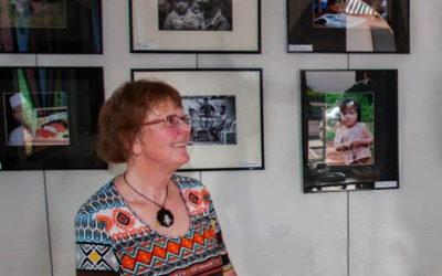 """Jacqueline FICHTER expose à la Chapelle St Roch """"Visages d'Asie"""" (26 mai-03 juin 2018)"""