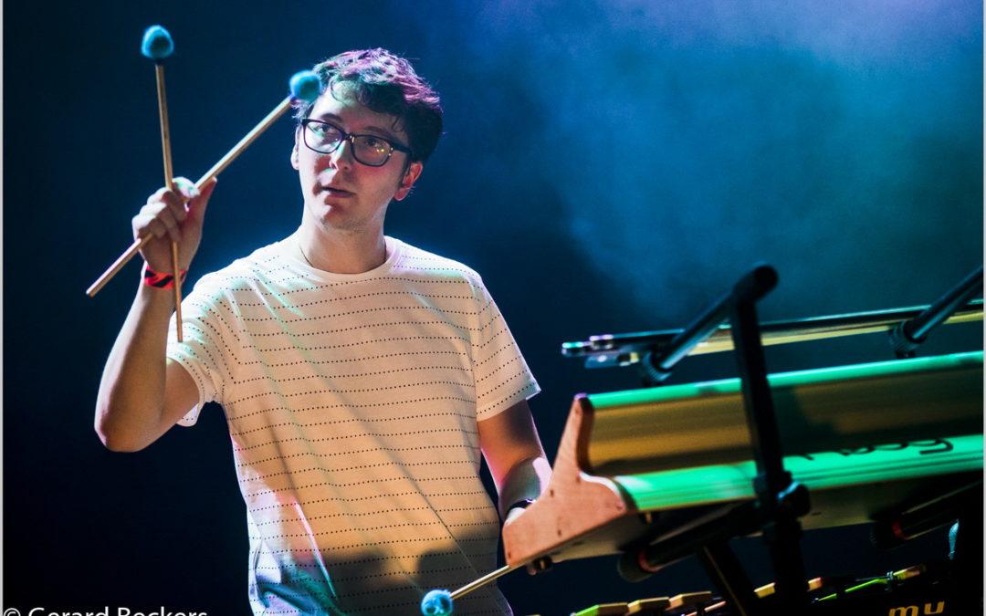 "Gérard BECKERS a exposé à Longwy lors du festival ""Jazz en sol mineur"" – août 2018"