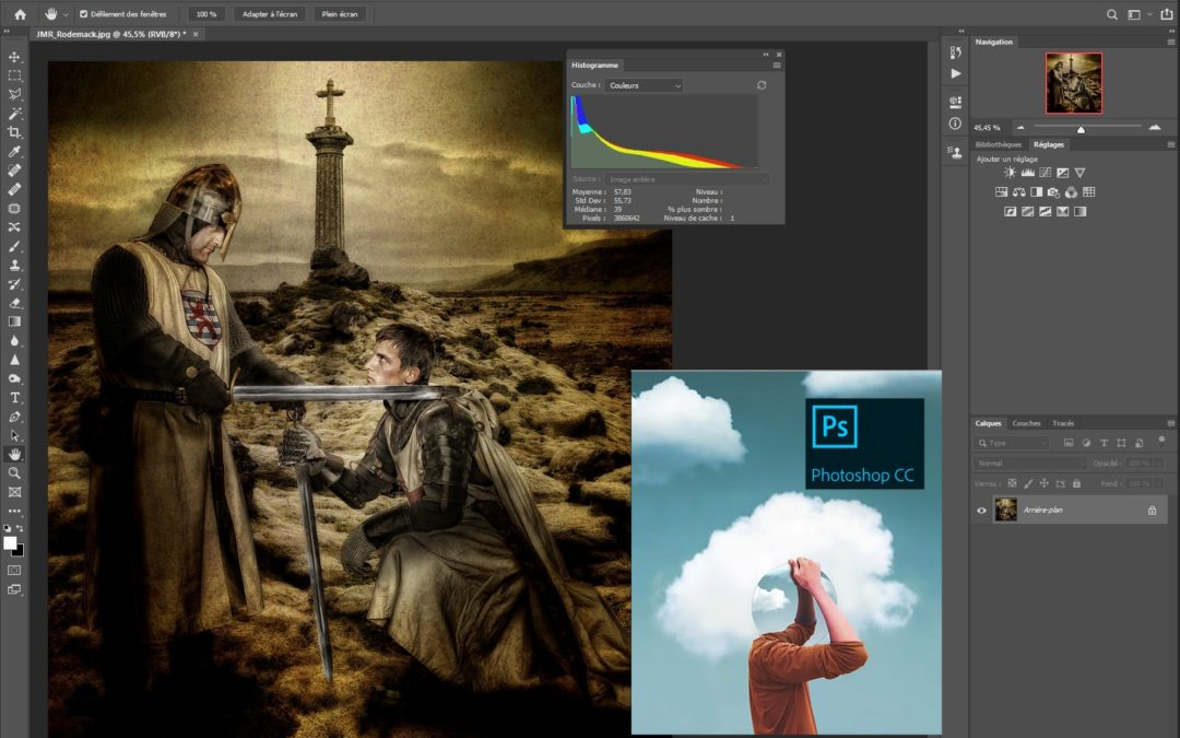 Formation Photoshop par Jean-Marc Rohmer – novembre 2018