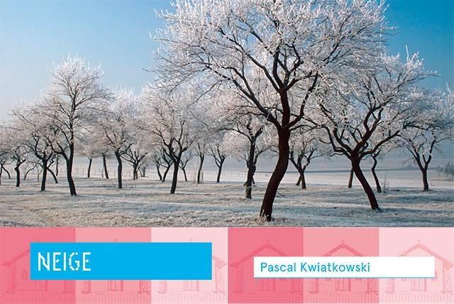 Pascal KWIATKOWSKI expose à Illange ''NEIGE'' (avril 2019)