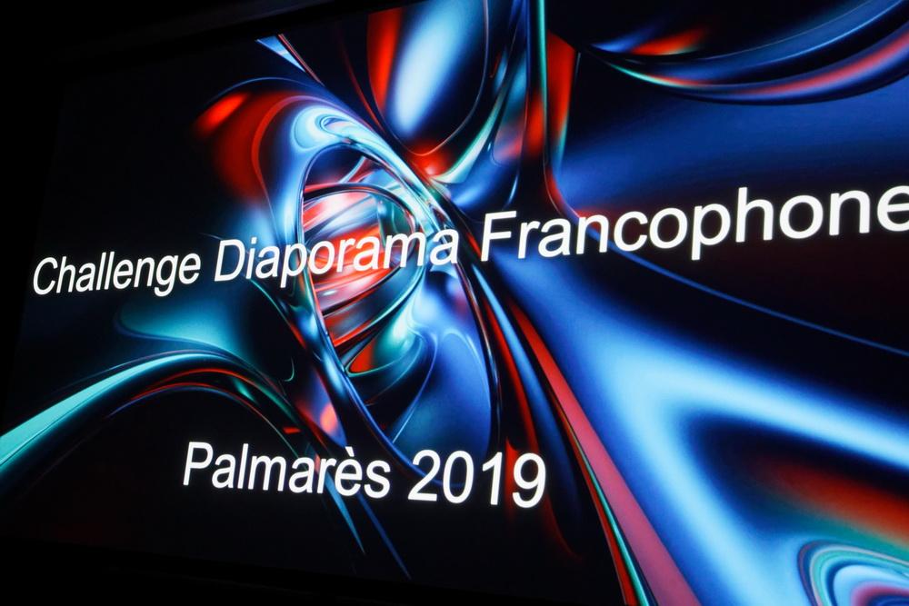 Soirée CHALLENGE DIAPORAMA FRANCOPHONE 2019 – Palmarès