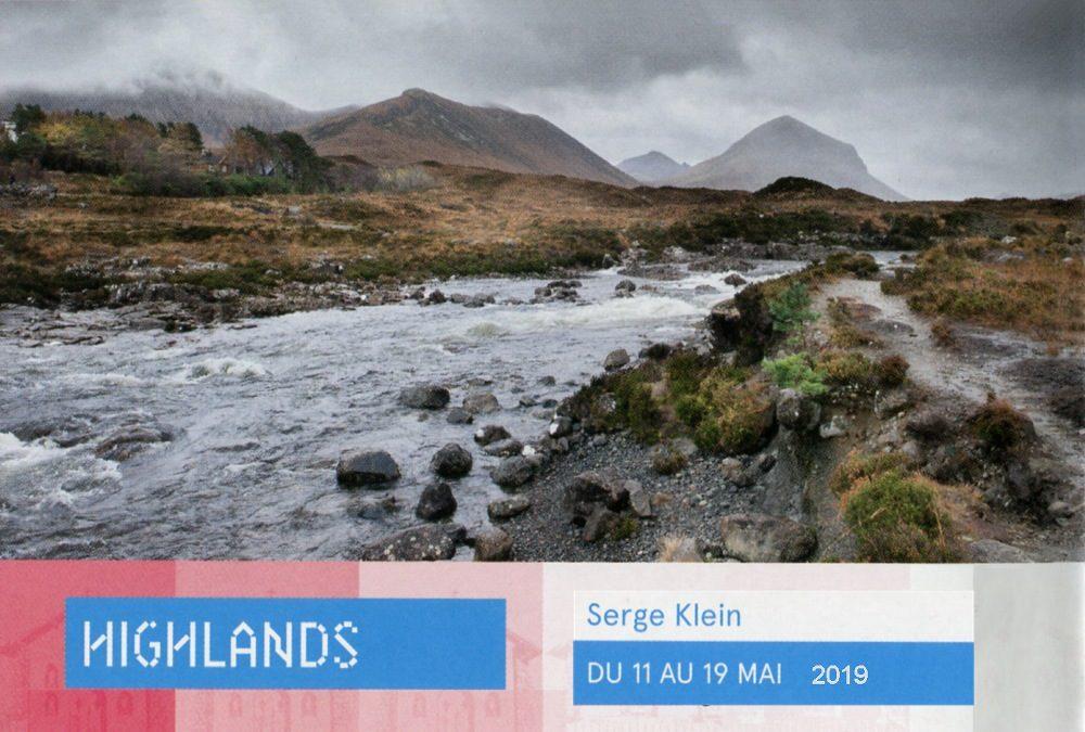 Serge KLEIN expose : « Highlands » à Illange  – Mai 2019