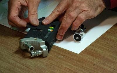 Section Diaporama : Formation à l'utilisation d'un enregistreur numérique – nov. 2019