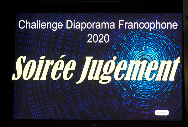 CHALLENGE  DIAPORAMA  FRANCOPHONE  2020  – janv 2020