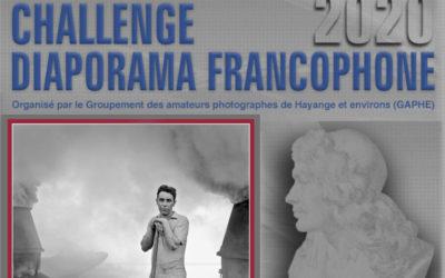 Challenge Diaporama Francophone 2020 – SUITE ET FIN – oct 2020