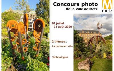 Robert Deganis : 1er au concours de la ville de Metz – nov.2020