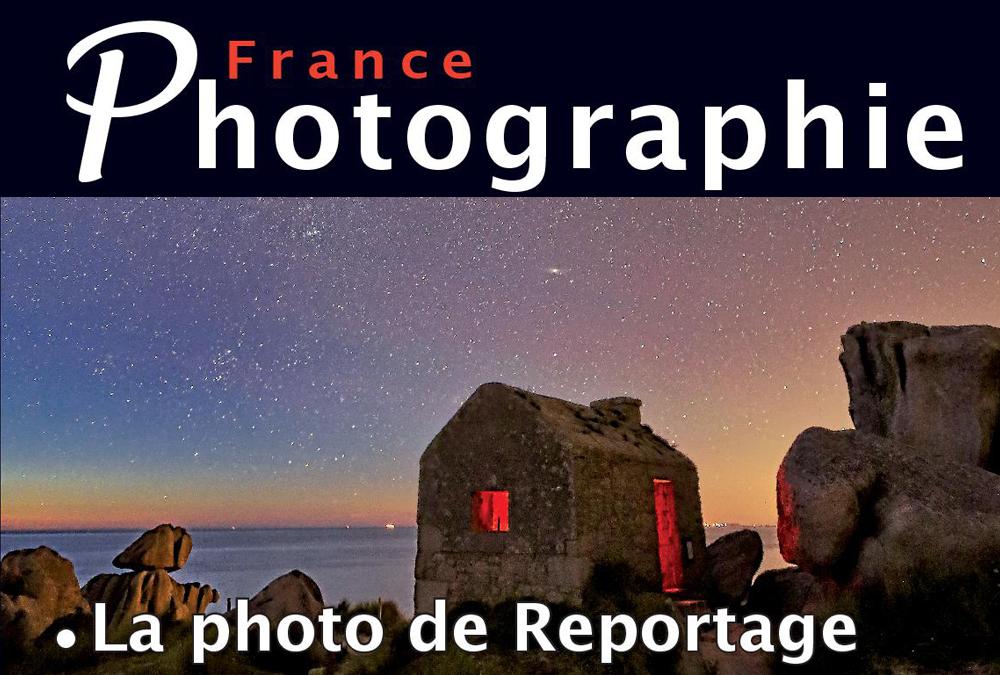 Les auteurs du Gaphe à l'honneur dans « France Photographie » N° 273 et 274